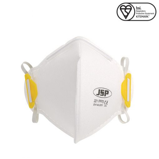 Box of 20 Fold Flat Vertical Mask FFP2 - 221
